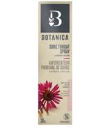 Botanica Throat Spray