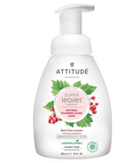 ATTITUDE Super Leaves Foaming Hand Soap Red Vine Leaves