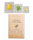 Tru Earth Beeswax Food Wraps Multi Pack