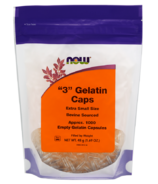 NOW Foods Gelatin Caps - 3