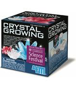 Croissance du cristal 4M