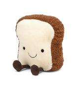 Tranche de pain amusante de Jellycat