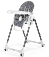 Peg Perego Prima Pappa Zero High Chair Demin
