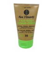 Raw Elements Face & Body Tube SPF 30