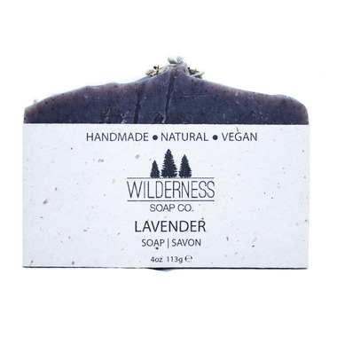 Wilderness Soap Co. Lavender Soap