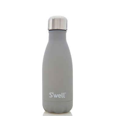 S\'well Stone Collection Stainless Steel Water Bottle Smokey Quartz