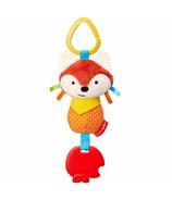 Skip Hop Bandana Buddies Chime & Teether Toy Fox