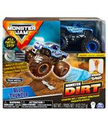 Monster Jam Blue Thunder Monster Dirt Starter Set