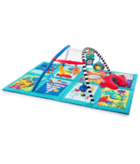 Baby Einstein Jumbo Book Mat Playgym