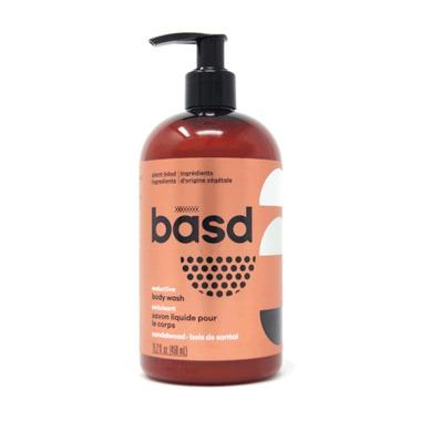 basd Body Wash Seductive Sandalwood