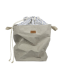UASHMAMA Positano Laundry Bag Grey