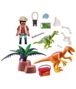 Playmobil Dino Explorer valisette de transport