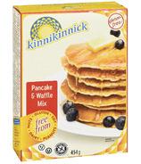 Kinnikinnick Pancake And Waffle Mix