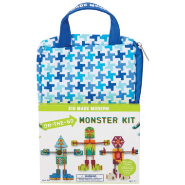Kid Made Modern On-The-Go Monster Kit