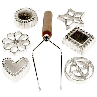 Rosette & Timbale Set