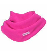Snug As A Bug Kids Adjustable Scarf Fuschia