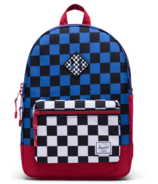 Herschel Supply Heritage Youth Backpack Multi Colours with White Checker