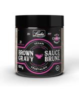 Sauce brune végétalienne sans gluten Luda