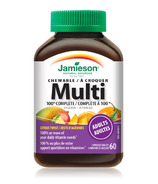 Jamieson Multi 100% Complete Vitamin Chewable