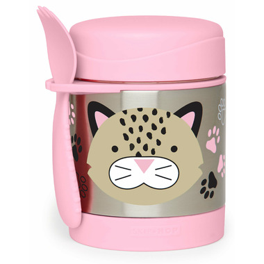 Skip Hop Zoo Insulated Food Jar Leopard