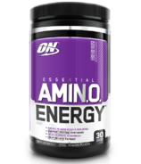 Optimum Nutrition Essential Amino Energy Grape