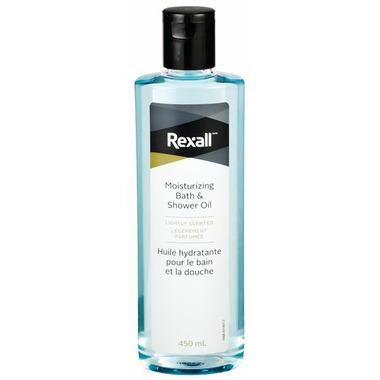 Rexall Moisturizing Bath & Shower Oil