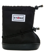 Stonz Toddler Black Booties
