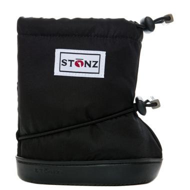Stonz Toddler Black Booties
