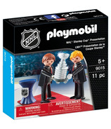 Playmobil NHL Stanley Cup Presentation