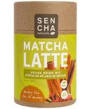 Sencha Naturals Eco Tube Matcha Latte Bombay Chai