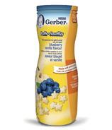 Gerber Graduates Toddler Snack Puffs Blueberry Vanilla