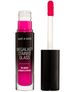 Wet N Wild Lock Down Lasting Gloss + Stain