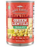 Dunya Harvest Organic Green Lentils