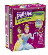 Huggies Pull-Ups Night-Time Potty Training Pants for Girls