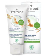 ATTITUDE Sensitive Skin Hand Cream Nourish & Shine Avocado