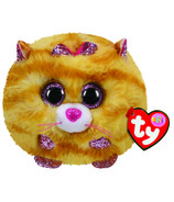 Ty Puffies Tabitha The Yellow Cat