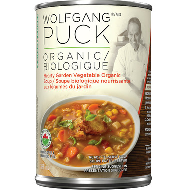 Wolfgang Puck Organic Vegetable Soup
