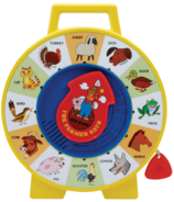 Fisher Price Classic Toys See 'N Say