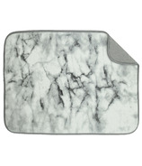 Envision Dish Drying Mat Marble Look