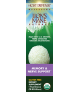 Host Defense Lion's Mane (Hericium Erinaceus) Extract