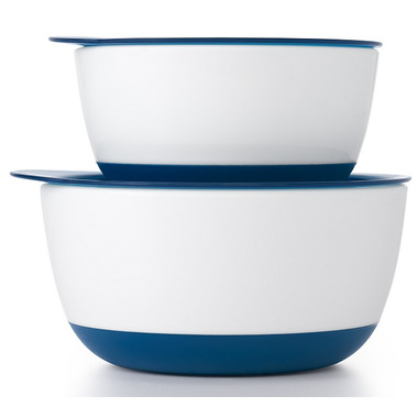 OXO Tot Small & Large Bowl Set Navy