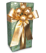 Galerie Au Chocolat Green Gift Box Of 16 Assorted Chocolates