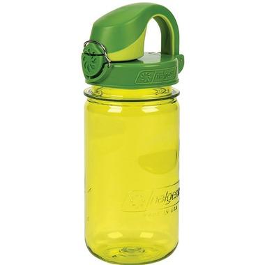 Nalgene 12 Ounce On the Fly Kids Bottle Green