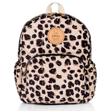 TWELVElittle Little Companion Backpack Leopard