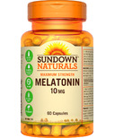 Sundown Naturals Maximum Strength Melatonin