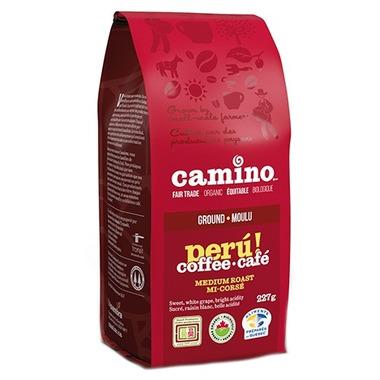 Camino Organic Peru Medium Roast Ground Coffee