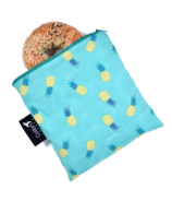 Colibri Reusable Snack Bag Large Pineapple