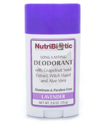 Nutribiotic Lavender Deodorant