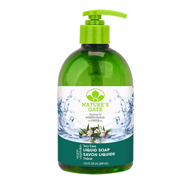 Nature\'s Gate Tea Tree Liquid Soap