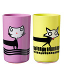 Tommee Tippee No Knock Toddler Cup Cat & Fox